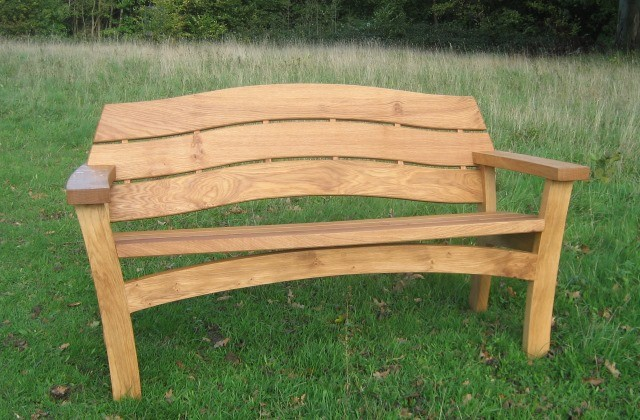 Norbury Park Bench Benches Countryside Furniture Norbury Park Wood Products