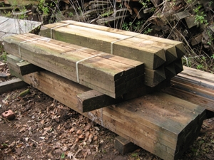 Special offer assorted treated softwood bundle