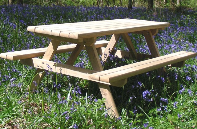 Cobham Picnic Table Tables And Seats Countryside