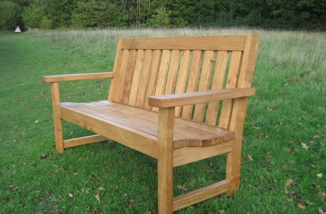 Mickleham Bench Benches Countryside Furniture Norbury