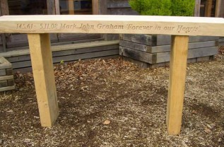 Bookham Bench