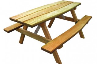Norbury Park Picnic Table