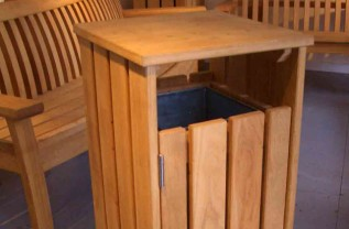 Single Litter Bin